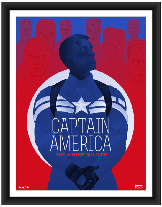 Captain America Ben Whitesell