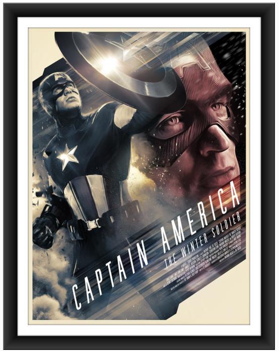 Captain America Richard Davies