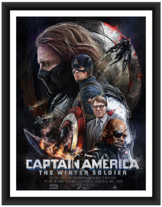 Captain America Robert Bruno
