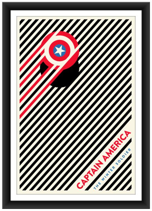Salvador Anguiano Captain America 1