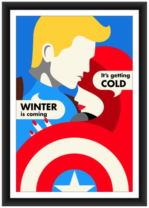 Salvador Anguiano Captain America 2