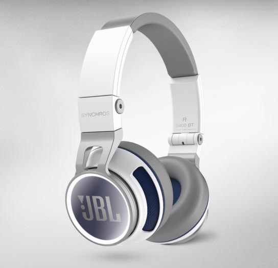 JBL S400BT headphones