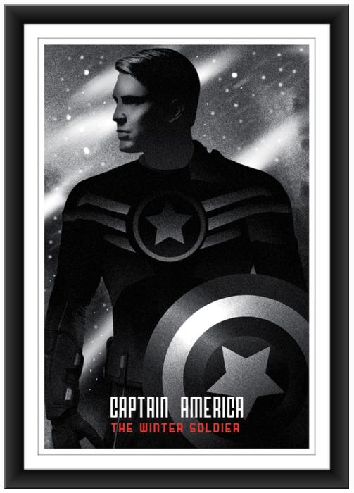 Rodolfo Reyes Captain America