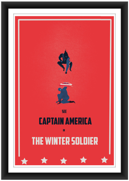Fernando Reza Captain America 1