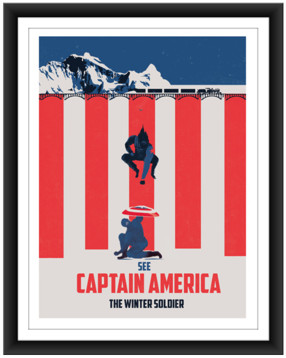Fernando Reza Captain America 2