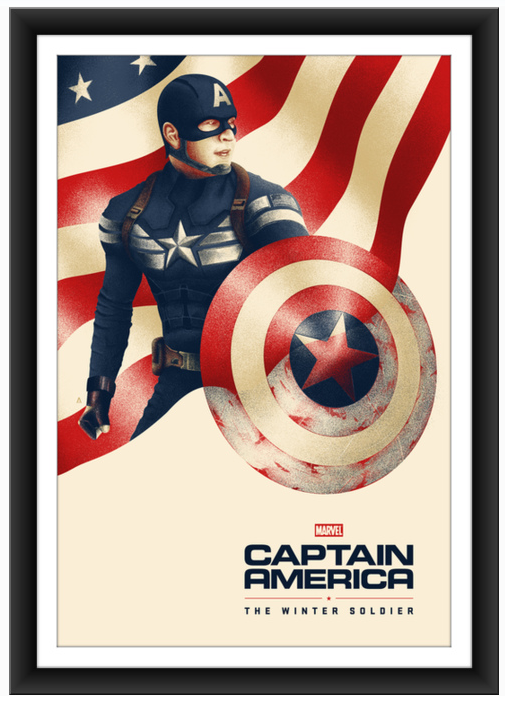 Tom Miatke Captain America