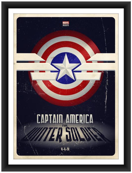 Tim Anderson Captain America