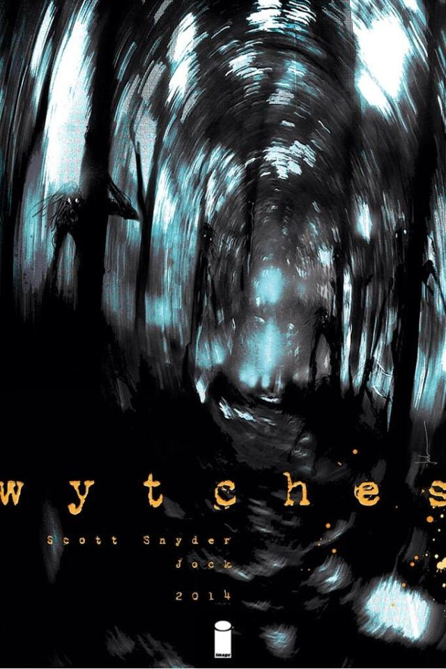 Wytches cover by Jock