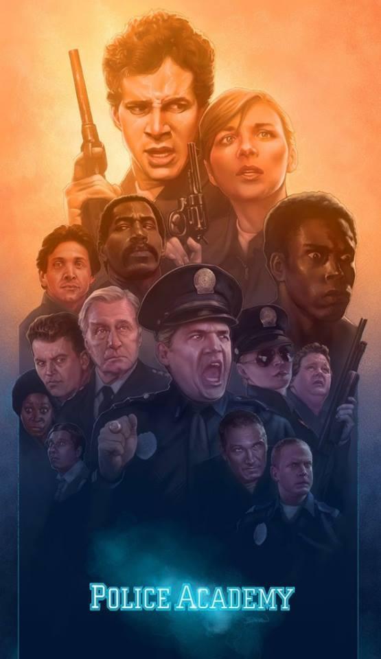 1984 police academy