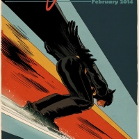 Comic Book Artist Francesco Francavilla Celebrates The Winter SUPER Olympics