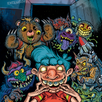 "Help Strange Kids Club Crush Their Kickstarter Goals And Launch Issue #4 Of ""Strange Kid Comics Magazine"""
