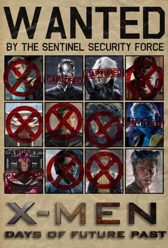 x-men-wanted poster