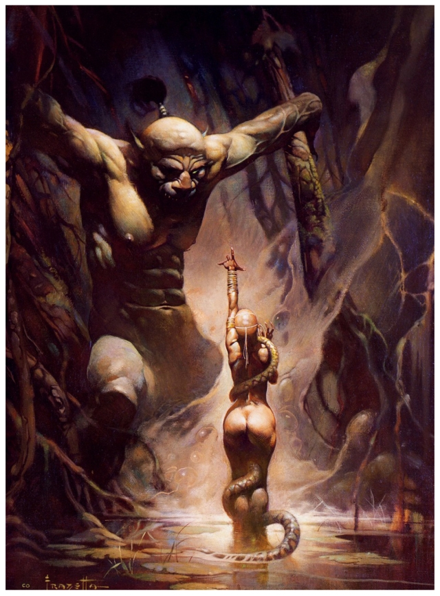 _frank-frazetta-swamp-demon