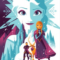 "Mondo Announces ""Frozen"", ""American Hustle"" & ""The Hidden Fortress"" Prints Going On Sale TODAY! Tuesday, March 18th."