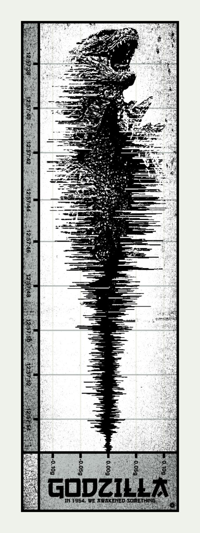 Godzilla-Chris-Garofalo-Poster-Posse