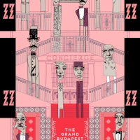 Artist Conor Langton Checks In At The Grand Budapest Hotel