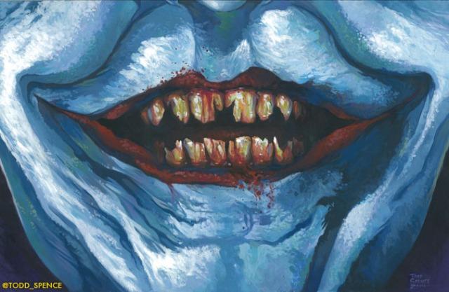 Joker Todd Spence