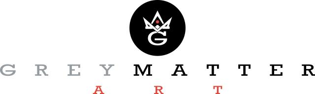 Grey Matter Art banner