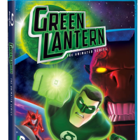"Available Now From Warner Archive Collection: ""Green Lantern: The Complete Animated Series"" On Blu-ray"