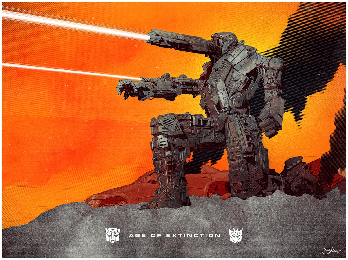 "EXCLUSIVE: Poster Posse Project #8 Tackles ""Transformers"""