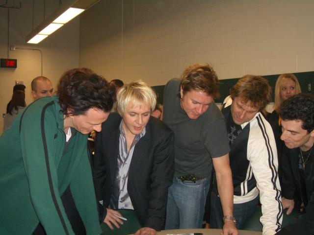 Duran Duran Beautiful Colors