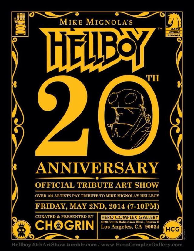 _Hellboy - HCG