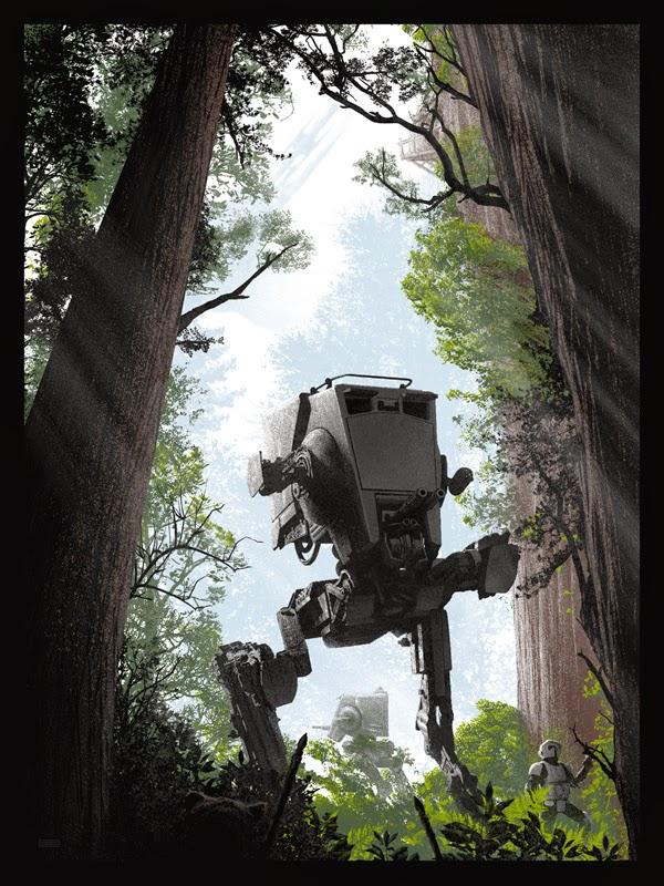 jc richard_the forest sentries_800a