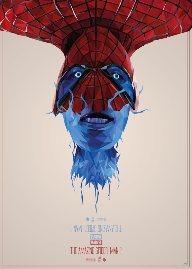 s2lart_The Amazing Spider-Man 2-01