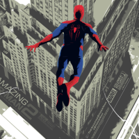 "IMAX Announces A Matt Taylor ""Amazing Spider-man 2"" Print Giveaway For First Screenings On May 1st"