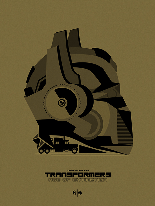 TRANSFORMERS 4 GOLD