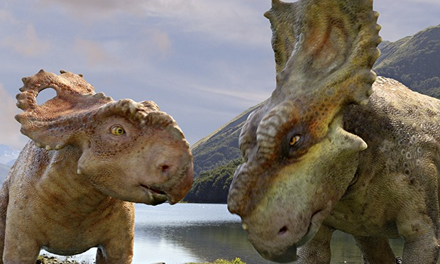 Walking with Dinosaurs: The 3D Movie film still