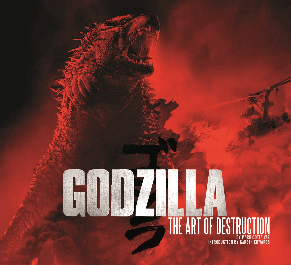 "Celebrate The Epic Rebirth Of Toho's Legendary Kaiju With Insight Editions New Book: ""Godzilla: The Art of Destruction"""