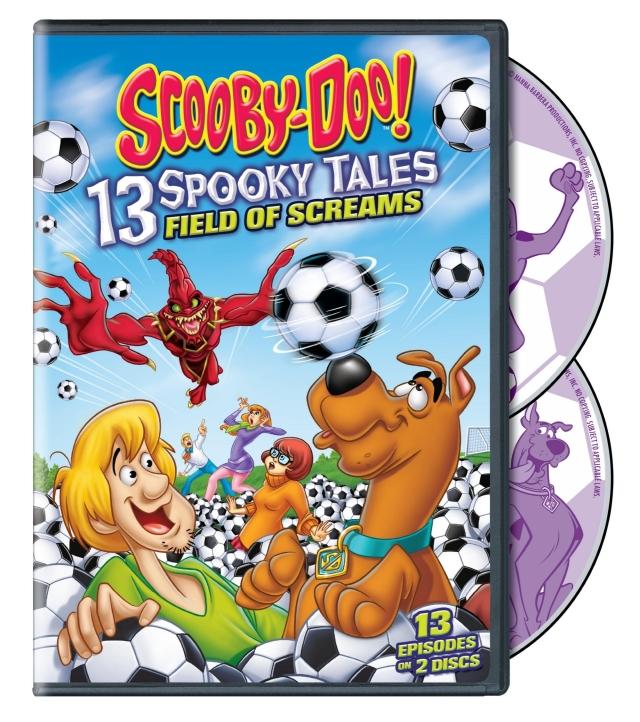 SD 13 Spooky Tales Field of Screams_Box Art 2D