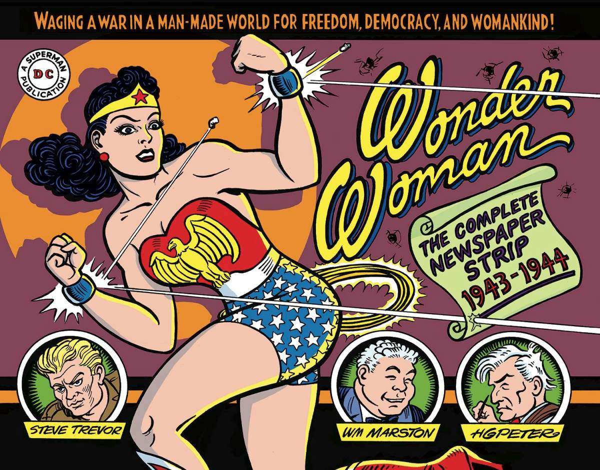 IDW & DC Partner Up To Bring Fans Some Golden Age Wonder Woman!