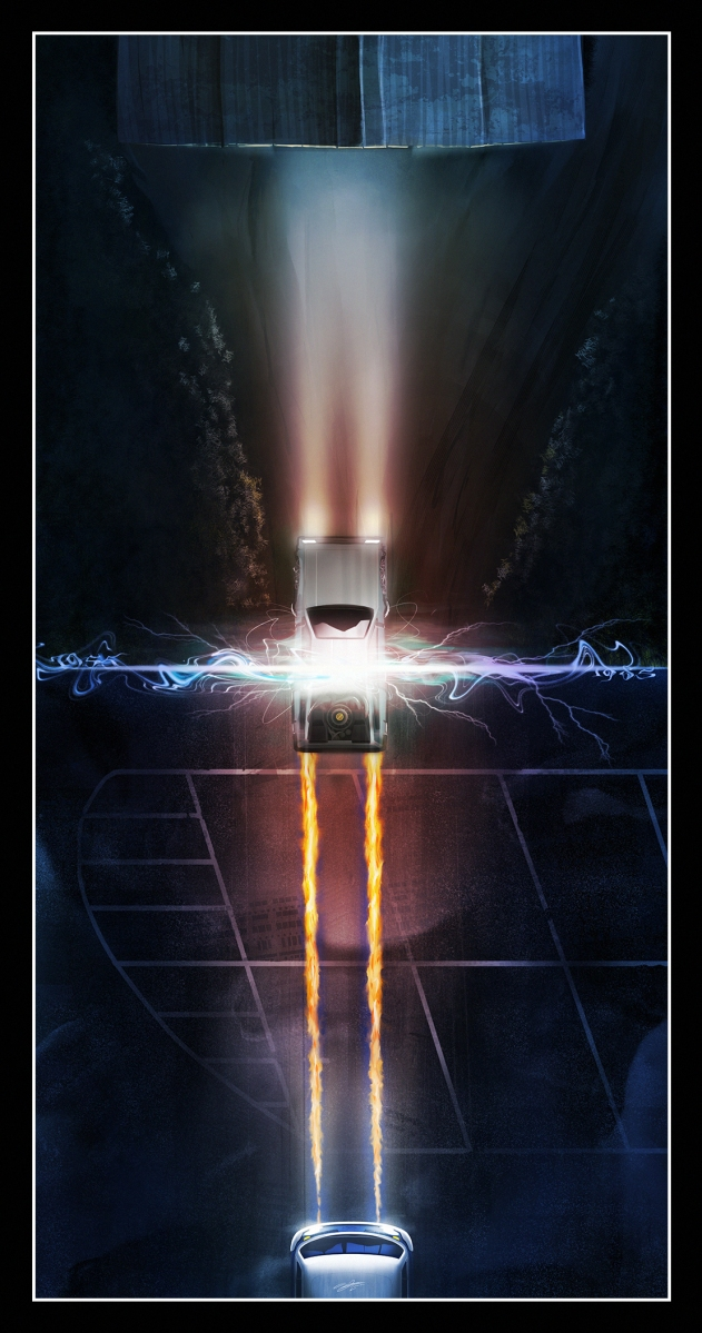 "EXCLUSIVE REVEAL!  Andy Fairhurst Gives Us A ""Nerd's Eye View"" Of ""E.T"", ""Labyrinth"" And ""Back To The Future"""
