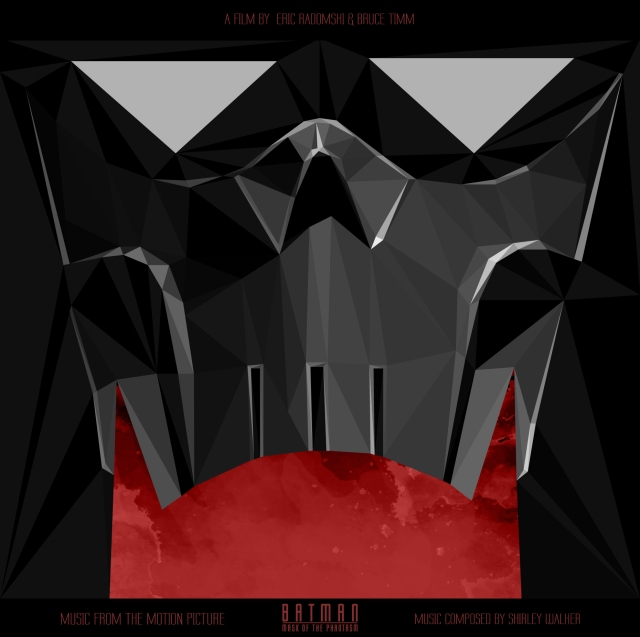 Batman Mask of the Phantasm cover