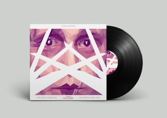 :Edward Vinyl Cover