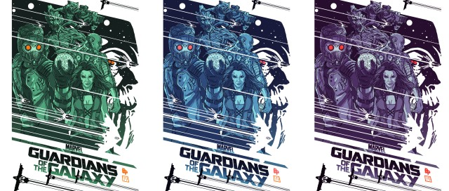 gotg color variants