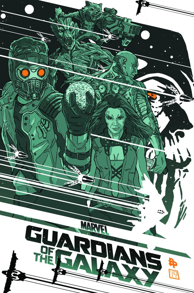 GOTG Poster for preview 1