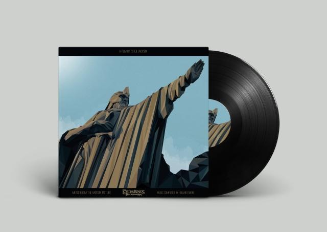 :LotR Vinyl cover