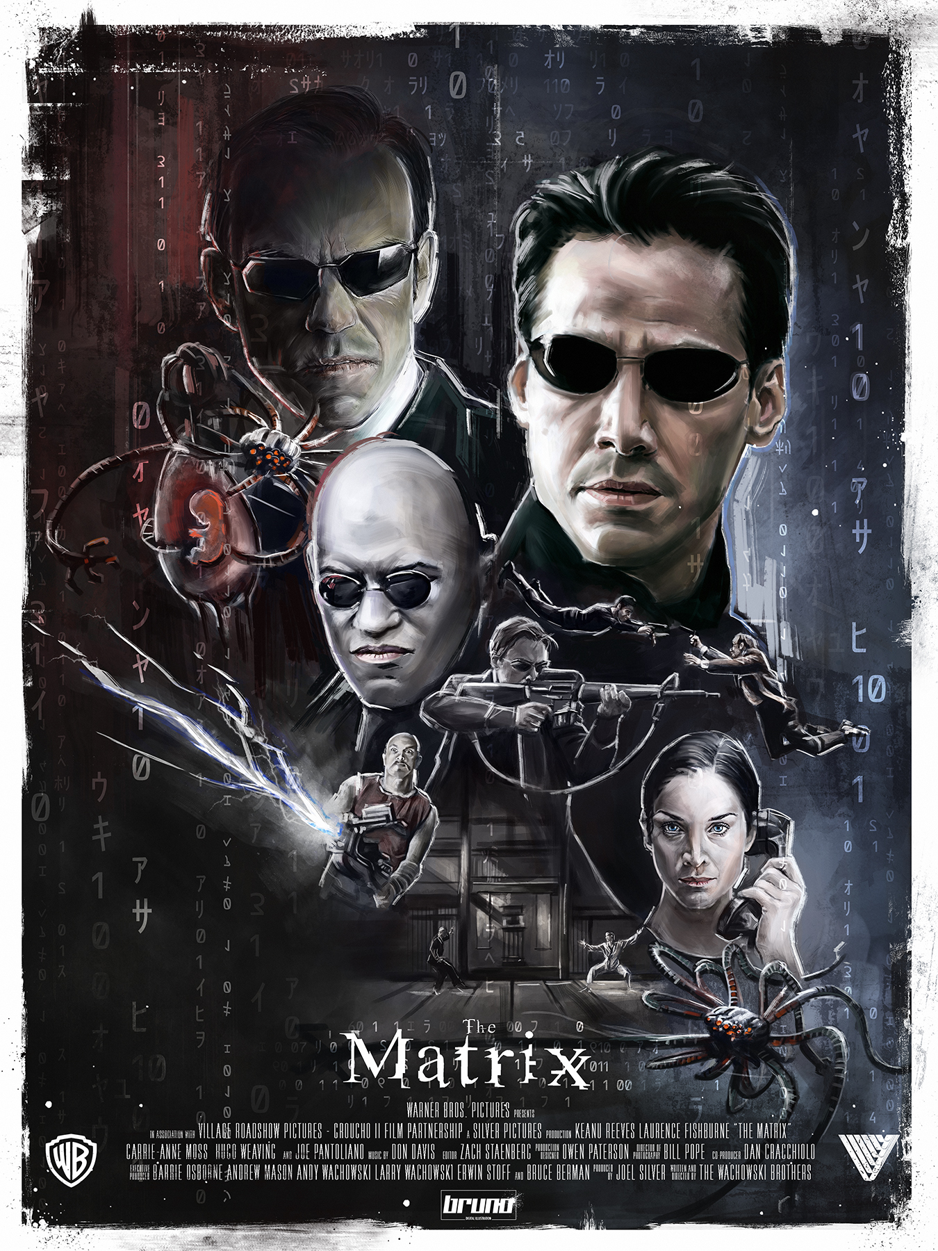 a review of the movie the matrix The film the matrix reloaded has excited philosophers, clerics and  may 15,  2003: npr's bob mondello reviews the matrix reloaded.