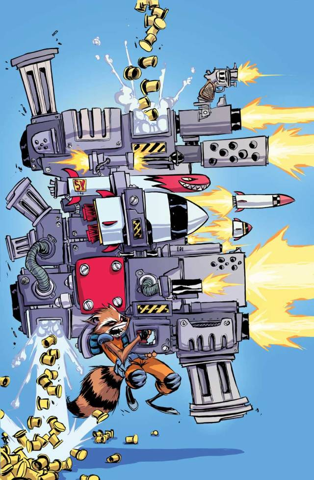 Rocket_Raccoon_1_Young_Variant