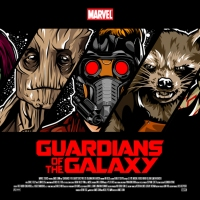 "EXCLUSIVE! Phase 2 Of The Poster Posse's Tribute To Marvel / James Gunn's ""Guardians of the Galaxy"" Goes Super Nova"