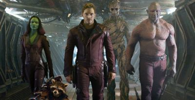 Marvel's Phase Two continues with intergalactic epic Guardians of the Galaxy