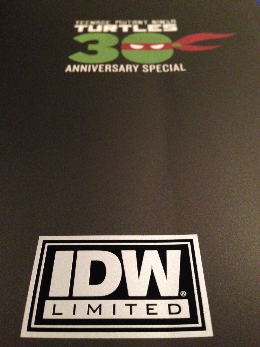 IDW Limited Announces A Special, Limited Edition Sketch Card Pack Celebrating The 30th Anniversary Of The Teenage Mutant Ninja Turtles