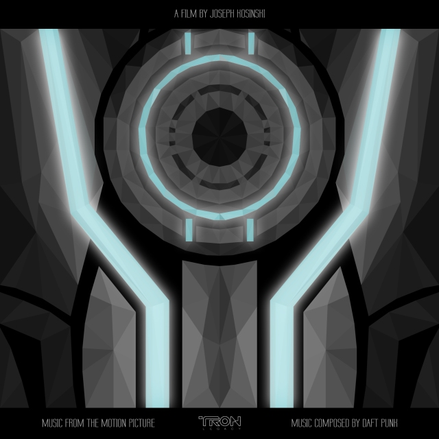 Tron Legacy Cover