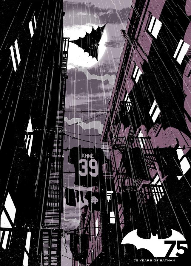 BATMAN 75 Laurie Greasley (medium size)
