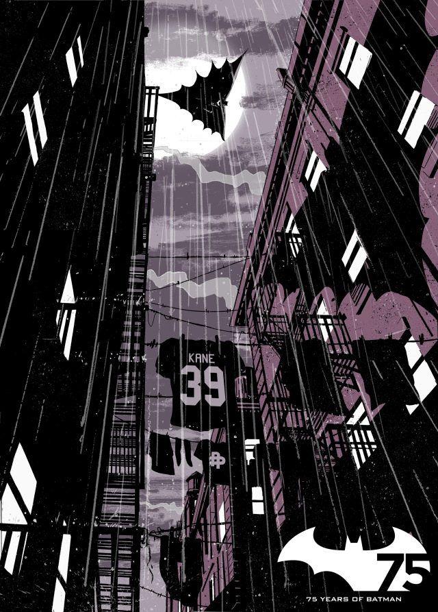 BATMAN 75 Laurie Greasley (medium size)