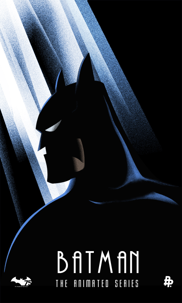 BATMAN ANIMATED 75
