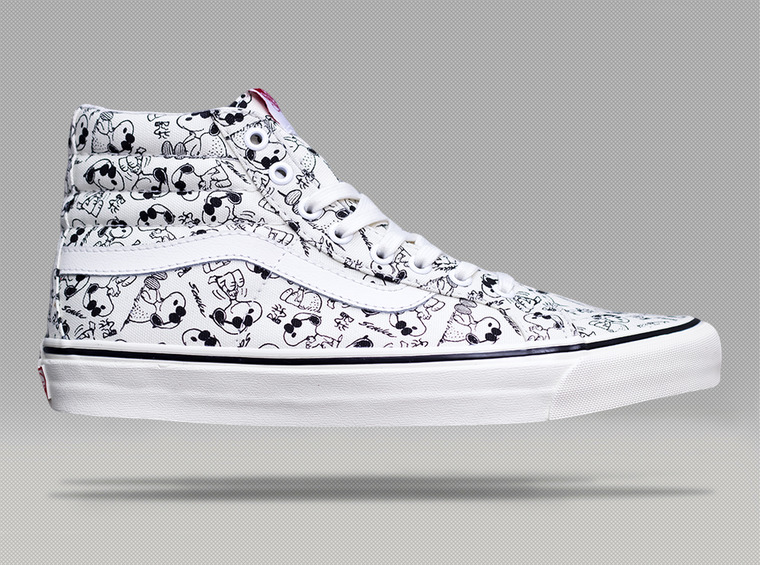 c86b8e03a0 Vans Presents The Vault By Vans X Peanuts Collection